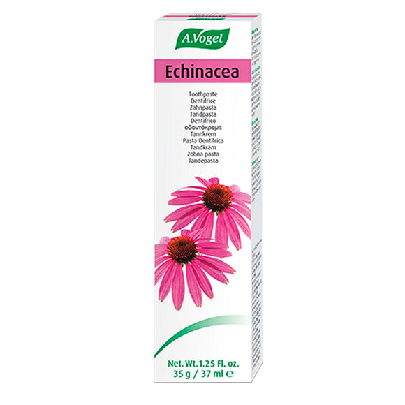Dentífrico Echinacea - 100g. A.Vogel.