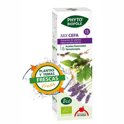 Phyto Biopole nº 13. Mix Cefa - 50 ml. Dietéticos Intersa.