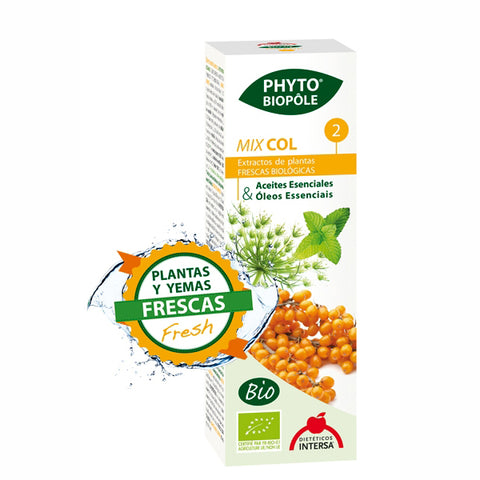 PhytoBiopole nº 2 - Mix Col. Dietéticos Intersa.