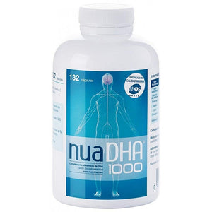 Nua DHA 1000 mg - 132 Perlas. NUA Biological