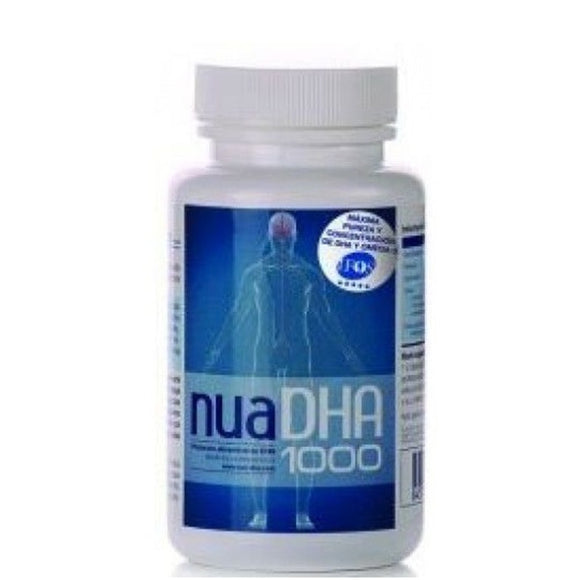 Nua DHA 1000 mg - 30 Perlas. Nua Biological Innovations S.L.