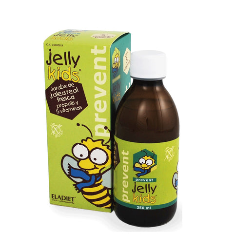 Jelly kids - Prevent. Eladiet.