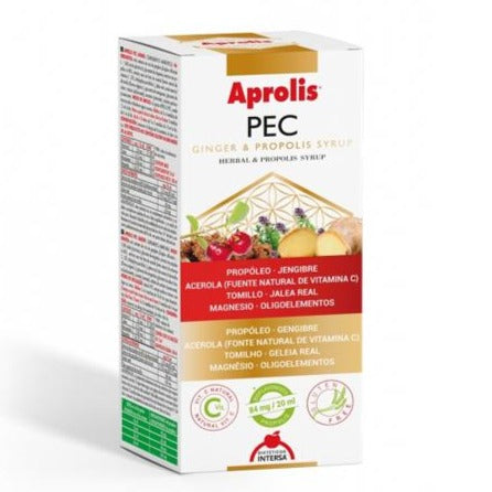 Aprolis Jarabe PEC - 180 ml. Dietéticos Intersa