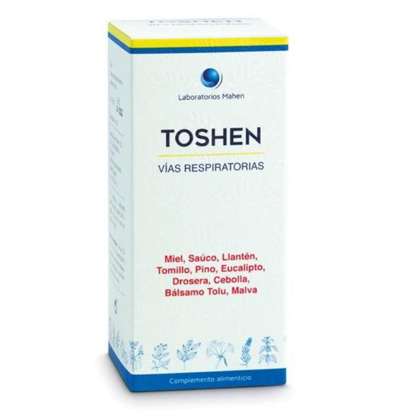 Toshen - 150 ml. Laboratorios Mahen