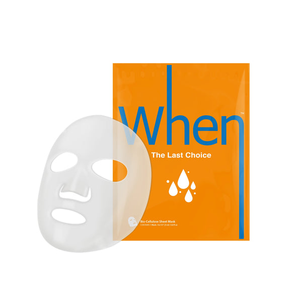 When® Beauty The Last Choice Extra-Hydrating Premium Bio-Cellulose Sheet Mask