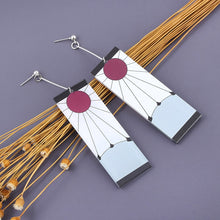 Load image into Gallery viewer, Demon Slayer Cosplay Accessories - Earrings, Badges & Pendants
