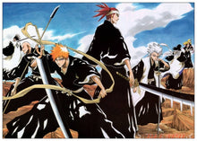 Load image into Gallery viewer, BLEACH   High Definition Unframed Soul Reaper Canvas Wall Art 60 x 80cm