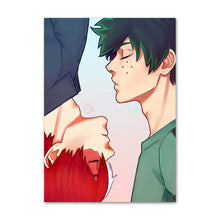 Load image into Gallery viewer, MY HERO ACADEMIA  Original Anime Canvas Unframed Wall Art 60 x 80cm