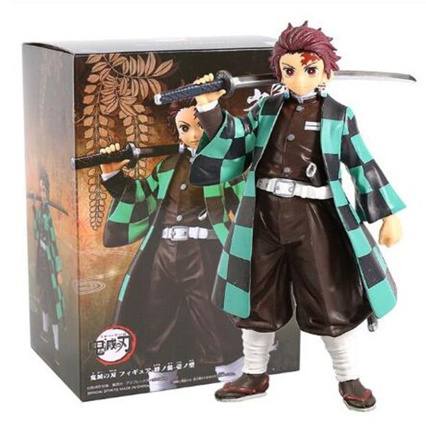 DEMON SLAYER First Edition Collectible 15cm Action Figures - Main Characters