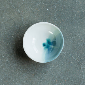 Ceramic Bowl in Ocean