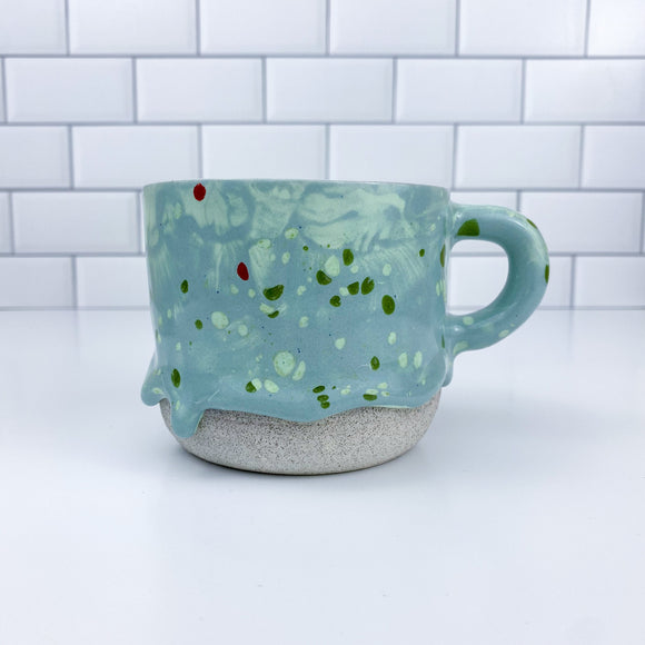 Drippy Mug - Mossy Pond