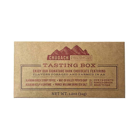 Tasting Box - 8 Piece Tasting Pack