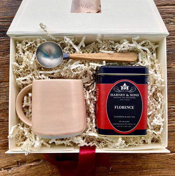 Gift of Tea - Blush & Florence