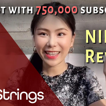 [Review] Choice of Singer with 750K subscribers - NIDA