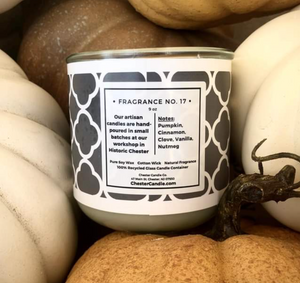 Fragrance No. 17 (Pumpkin + Chai Spice)