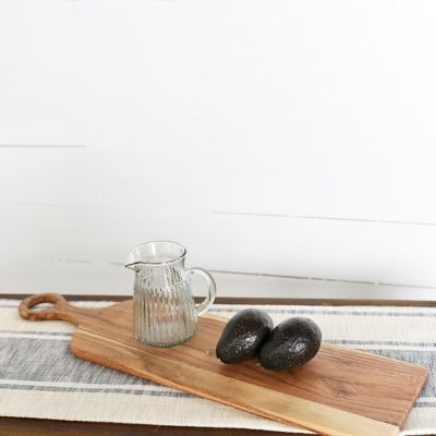 "23"" Acacia Wood Cutting Board"