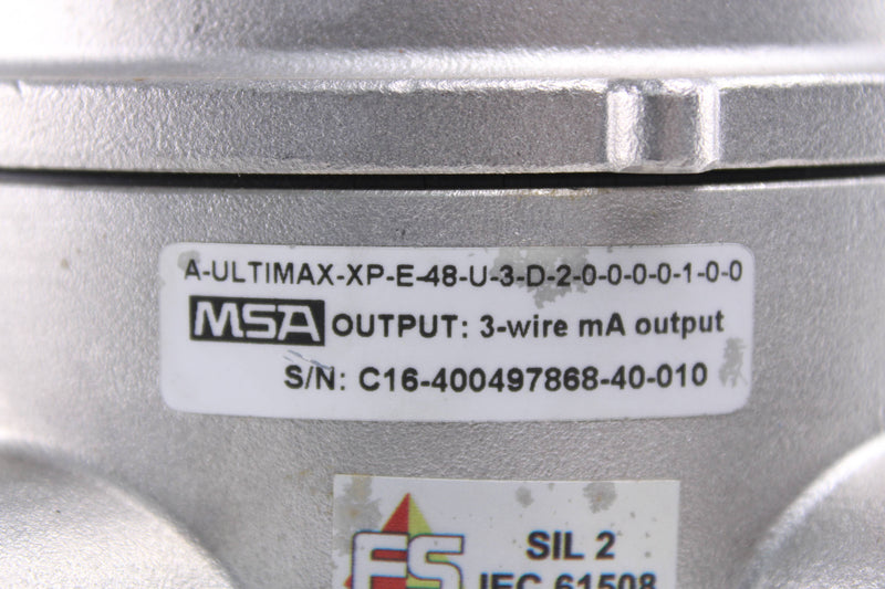 MSA A-ULTIMAX-XP-E-48-U-3-D-2-0-0-0-0-1-0-0  - Reconditioned