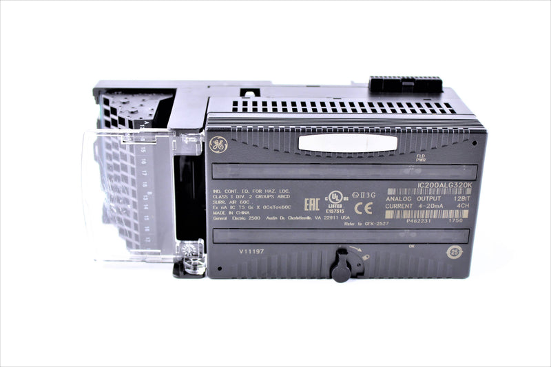 General Electric IC200ALG320K  - Reconditioned