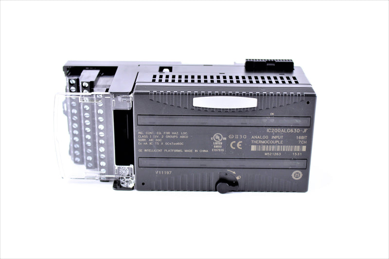 General Electric IC200ALG630-JF  - Reconditioned