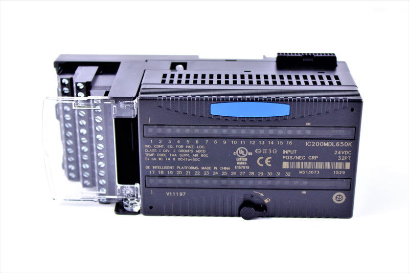 General Electric IC200MDL650K  - Reconditioned