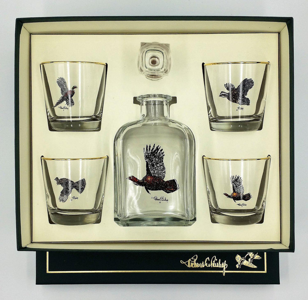 203902 DECANTER SET UPLAND