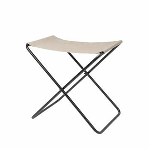 Canvas Cross Stool