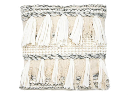 Tassels Cushion