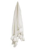 Tassel Throw