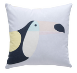 Milk & Sugar - Toucan Animal Cushion