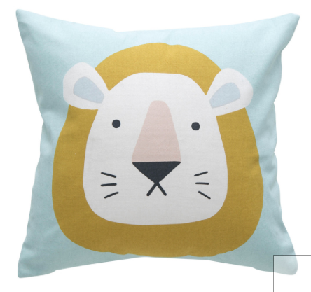 Milk & Sugar - Lion Animal Cushion