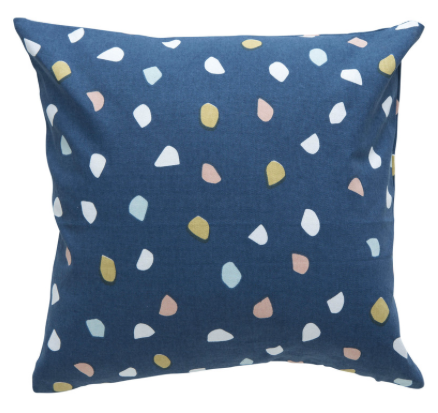 Sprinkle Cushion - Blue