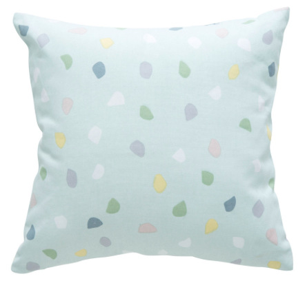 Sprinkle Cushion - Mint