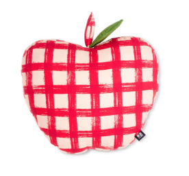 Sack Me Apple Cushion