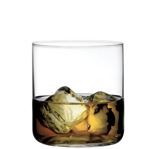Città Finesse DOF Whiskey Glasses (Set of 4)