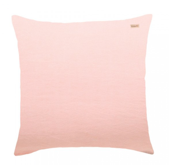 Kip & Co Rose Linen Euro