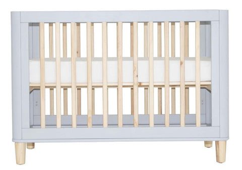 Incy Teeny Cot - Dove Grey