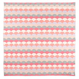 Uimi Phoenix Organic Cot Blanket- Cotton Strawberry