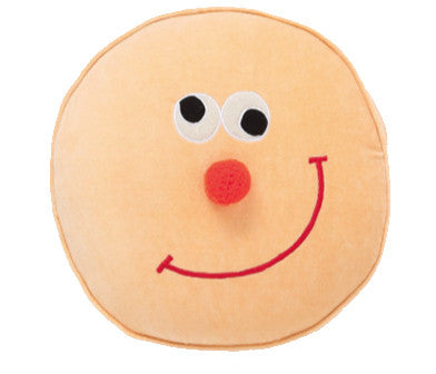 Kip & Co Smiley Cushion