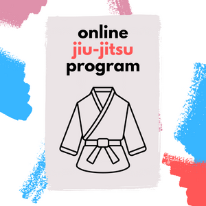 Online Jiu-Jitsu Program