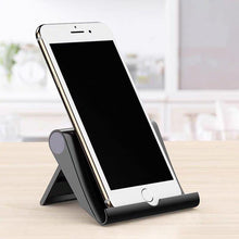 Load image into Gallery viewer, Anti-slip Multi angle Foldable Phone Holder