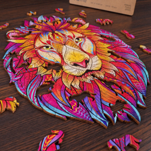 Load image into Gallery viewer, DIY Wooden Animal Puzzles -  Gadgets - E-techtrendly