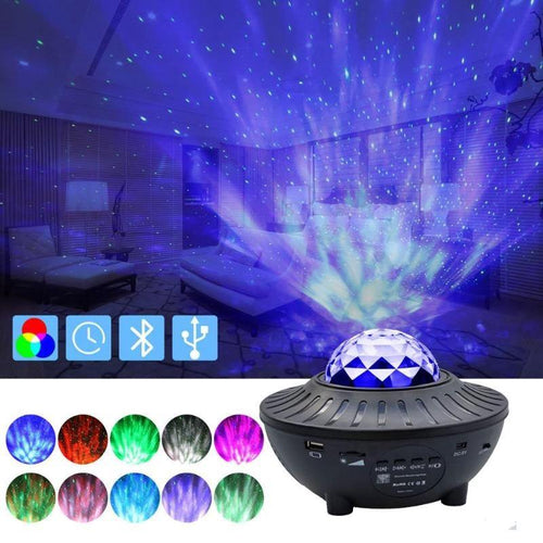 Starry Sky Galaxy Projector - E-techtrendly