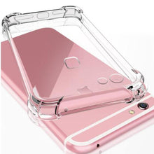 Load image into Gallery viewer, Shockproof Transparent iPhone Case -  Phone accessories - E-techtrendly