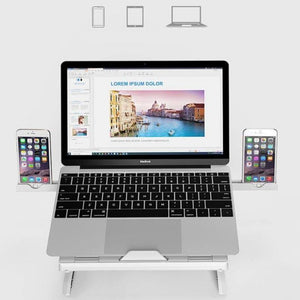 Ergonomic Laptop Stand For Desk -  Gadgets - E-techtrendly