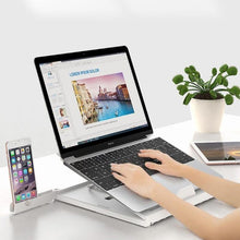 Load image into Gallery viewer, Ergonomic Laptop Stand For Desk -  Gadgets - E-techtrendly
