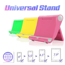 Load image into Gallery viewer, Anti-slip Foldable Phone HolderAnti-slip Multi angle Foldable Phone Holder