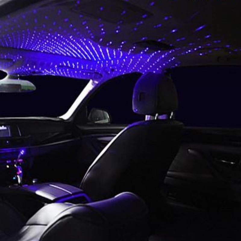 Decorative Usb Star Lights for Car Interiors & Room - E-techtrendly