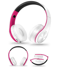Load image into Gallery viewer, Wireless headset pink