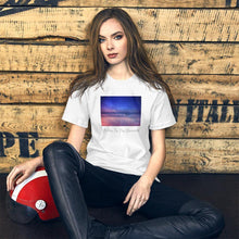 Load image into Gallery viewer, Listen To The Universe Short-Sleeve Unisex T-Shirt - Shirts - E-techtrendly