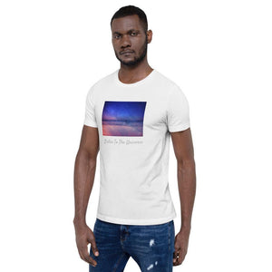 Listen To The Universe Short-Sleeve Unisex T-Shirt - Shirts - E-techtrendly